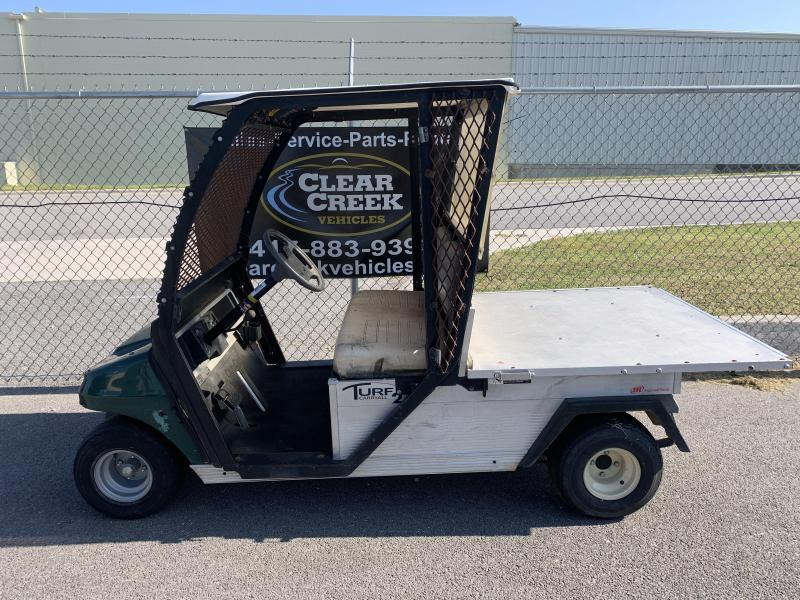 2007 Club Car Carryall Turf 2 Gas Golf Cart