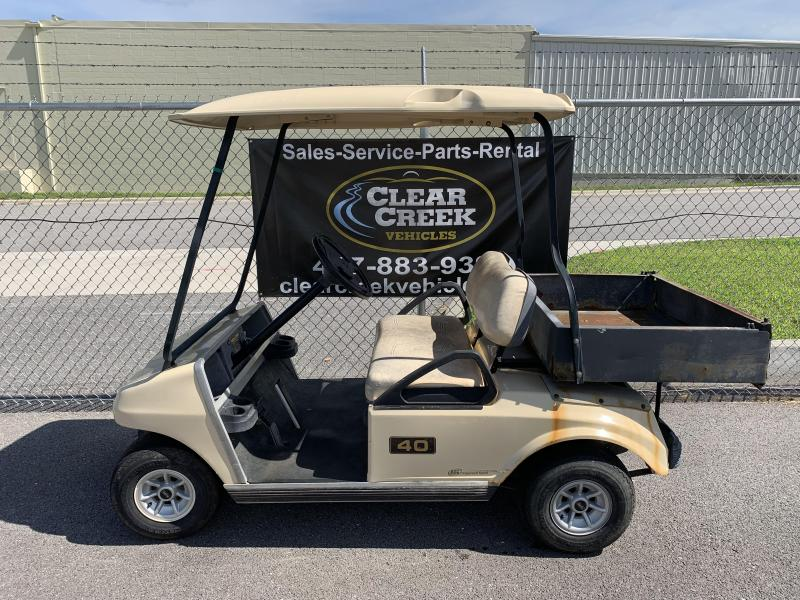 2007 Club Car DS Golf Cart