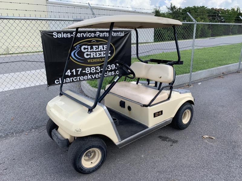 Electric Club Car Ds Golf Cart - Renault Occasion Castelnaudary