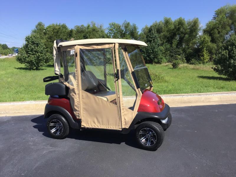 2017 Club Car Gas Precedent Golf Cart