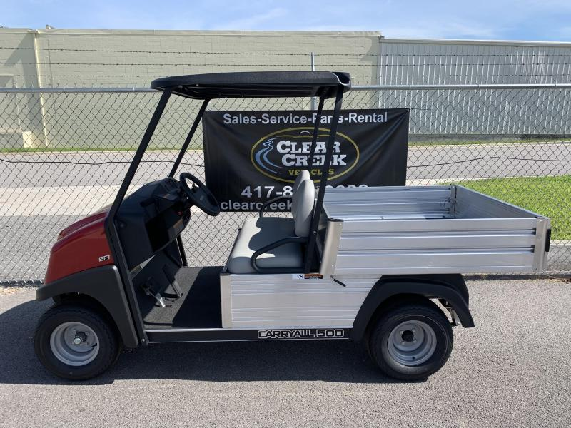 2019 Club Car Carryall 500 Golf Cart