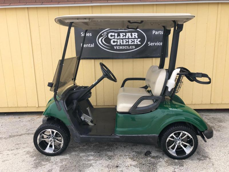 2012 Yamaha Drive Electric Golf Cart