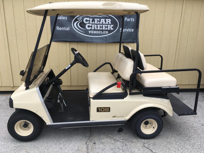 2009 Club Car DS Gas Golf Cart