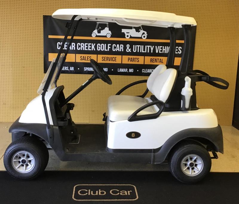 2015 Club Car (Gas) Precedent Golf Cart