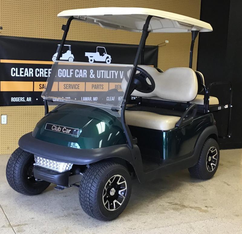 2014 Club Car Gas Precedent Golf Cart