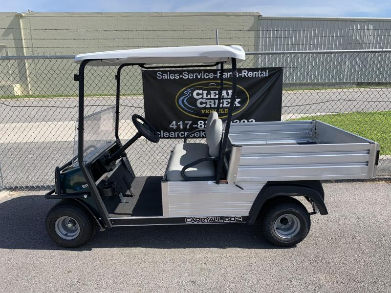 2019 Club Car Carryall 502 Golf Cart