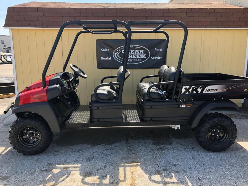 2017 Club Car XRT 1550 Utility Side-by-Side (UTV)