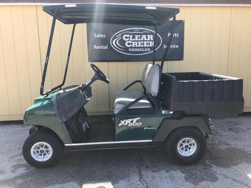 2007 Club Car XRT 800 Gas Golf Cart