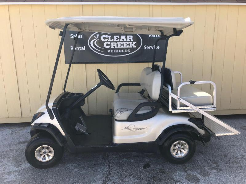 2008 Yamaha G Series Gas Golf Cart