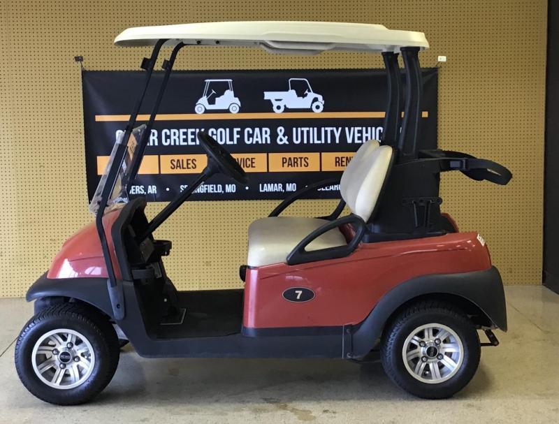 2016 Club Car Electric Precedent Golf Cart