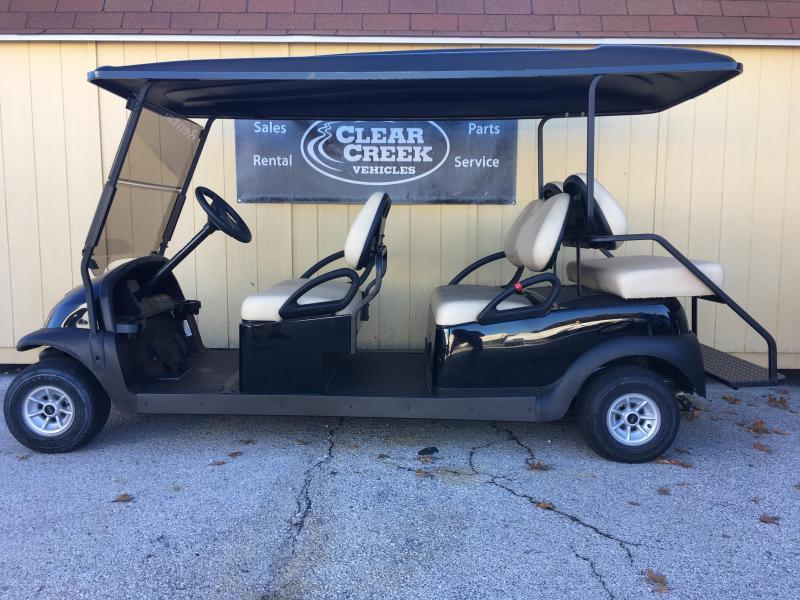 2014 Club Car Precedent 6 Passenger Golf Cart