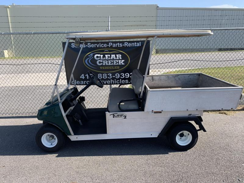 2012 Club Car Carryall Turf 2 Gas Golf Cart