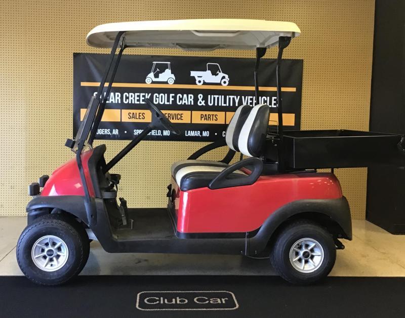 2005 Club Car Precedent Gas Golf Cart