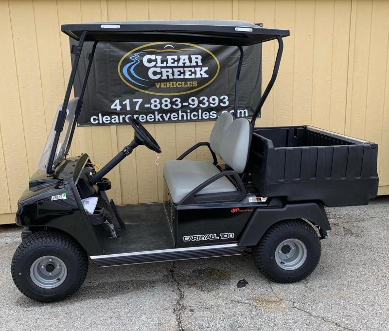 2018 Club Car Carryall 100 Electric
