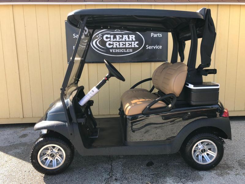 2018 Club Car Precedent Golf Cart Gas