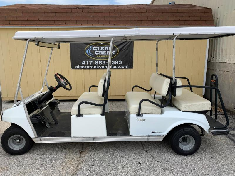 2014 Club Car Villager 6 Gas Golf Cart
