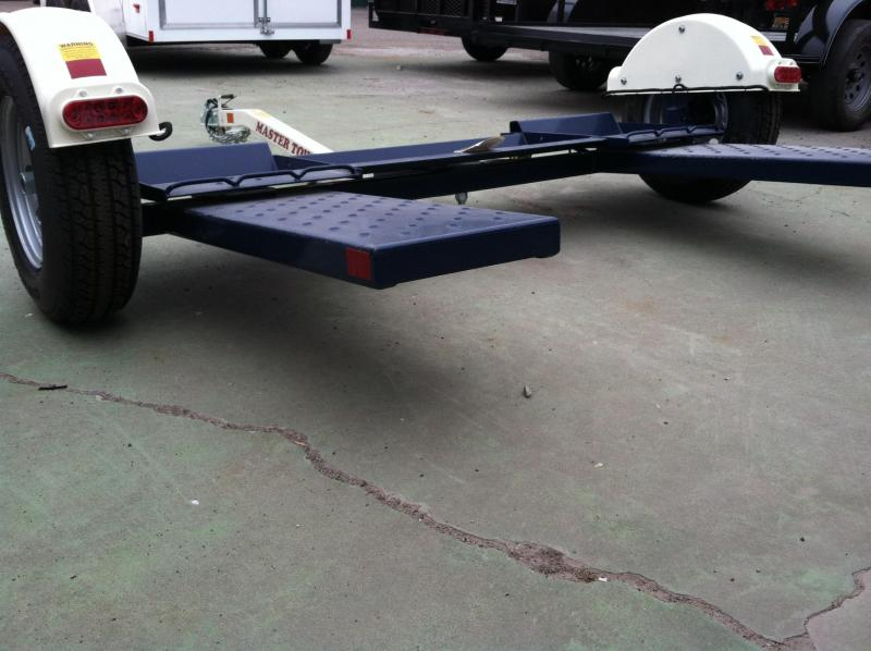 "2019 MASTER TOW 80"" TOW DOLLY (ELECTRIC BRAKES)"