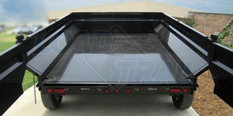 2019 LOADTRAIL 83X16 DUMP TRAILER