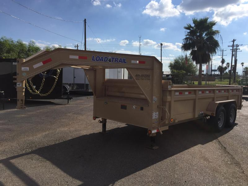 2019 LOAD TRAIL 83x16' DUMP TRAILER