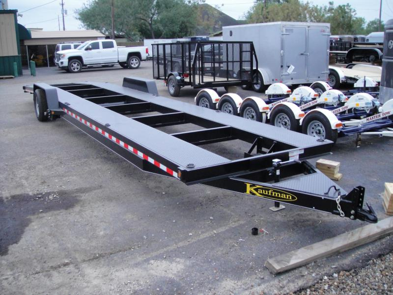2017 Kaufman Trailers C34 7 X 34 Car / Racing Trailer