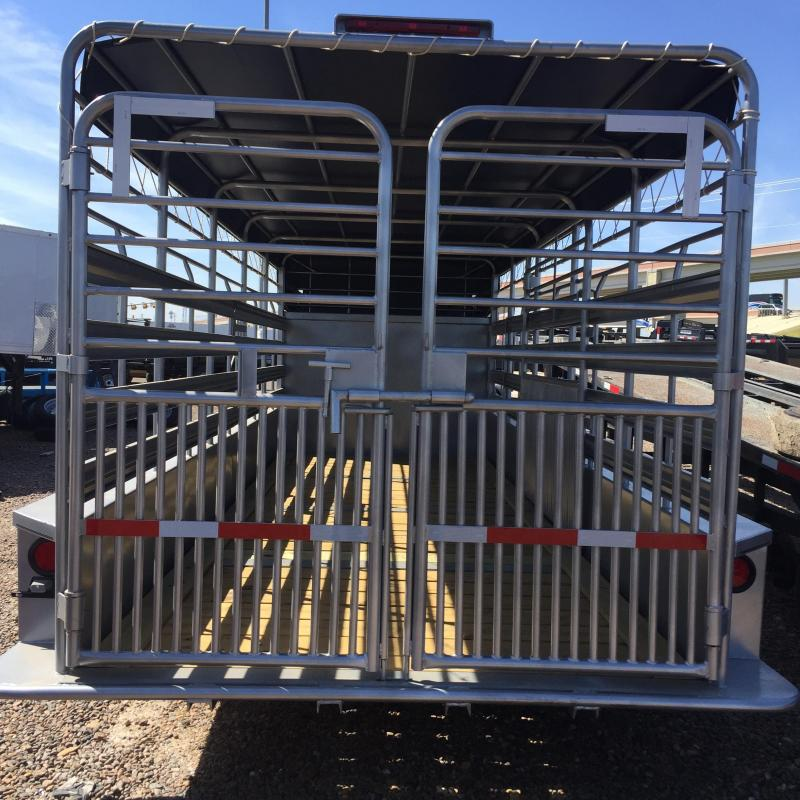 2018 Performance Trailers Horse Trailer