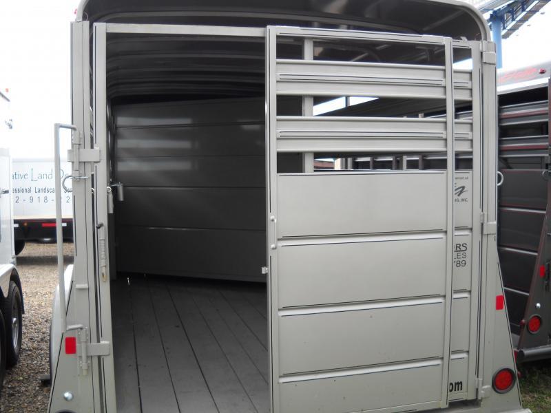 2019 DELTA 3 HORSE TRAILER