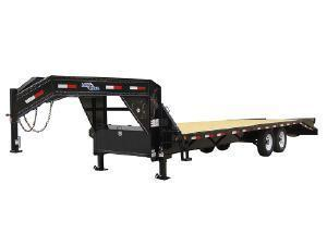 2017 Load Trail GOOSENECK 102 X 25 Flatbed Trailer