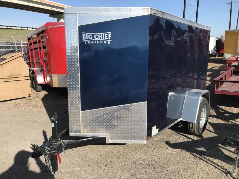 2019 Lark 5X8 Enclosed Cargo Trailer
