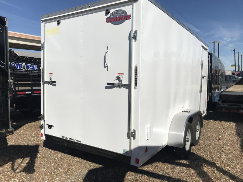 2019 CARGO MATE 7X16 ENCLOSED TRAILER