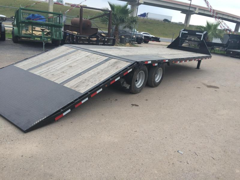 2017 Load Max LOW-PRO GOOSENECK HYDO DOVE Equipment Trailers