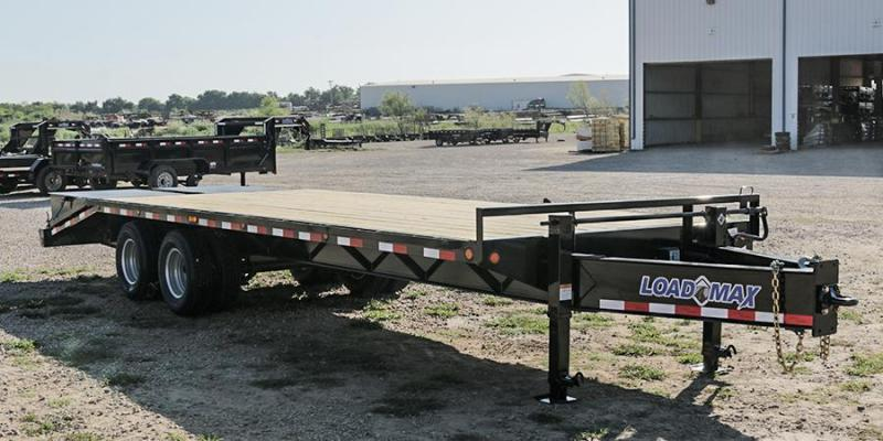 2017 Load Trail 102 X 25 PH24 HEAVY DUTY PINTLE HOOK Flatbed Trailer