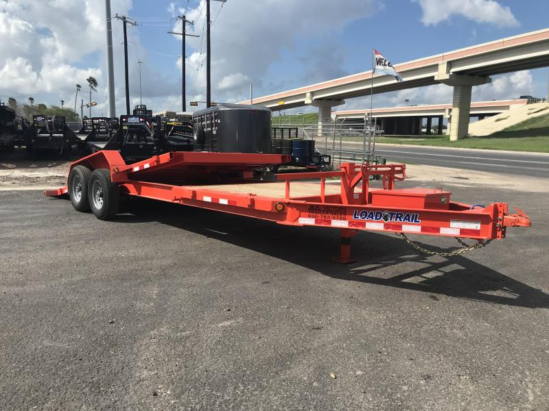 2020 Load Trail 83 x 22 Tilt Equipment Trailer
