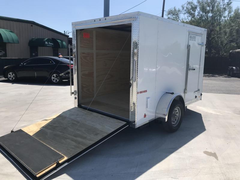 2020 Cargo Mate 6 x 10 SA Enclosed Cargo Trailer
