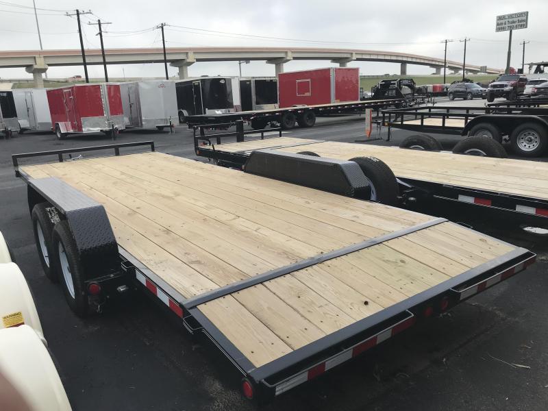 2020 PJ Trailers 83 x 20 Car-Hauler | Cargo Trailer
