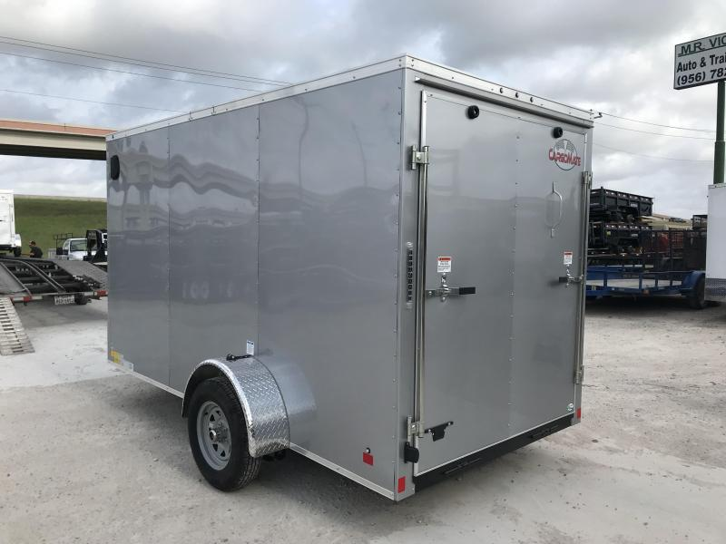 2019 Cargo Mate 6 X 12 SA Enclosed Cargo Trailer