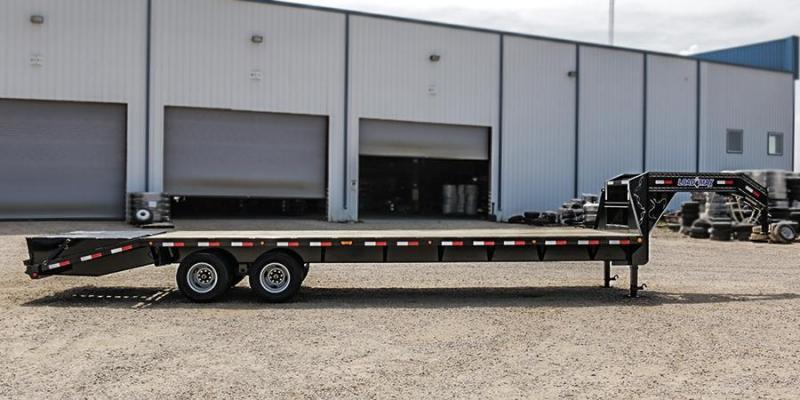 2017 Load Trail GOOSENECK 102 X 35 Flatbed Trailer