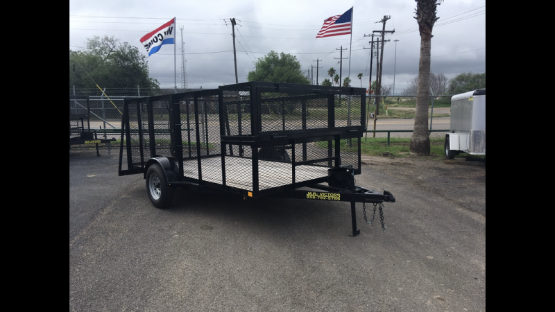 2019 MR VICTORS 83X12 LANDSCAPE TRAILER