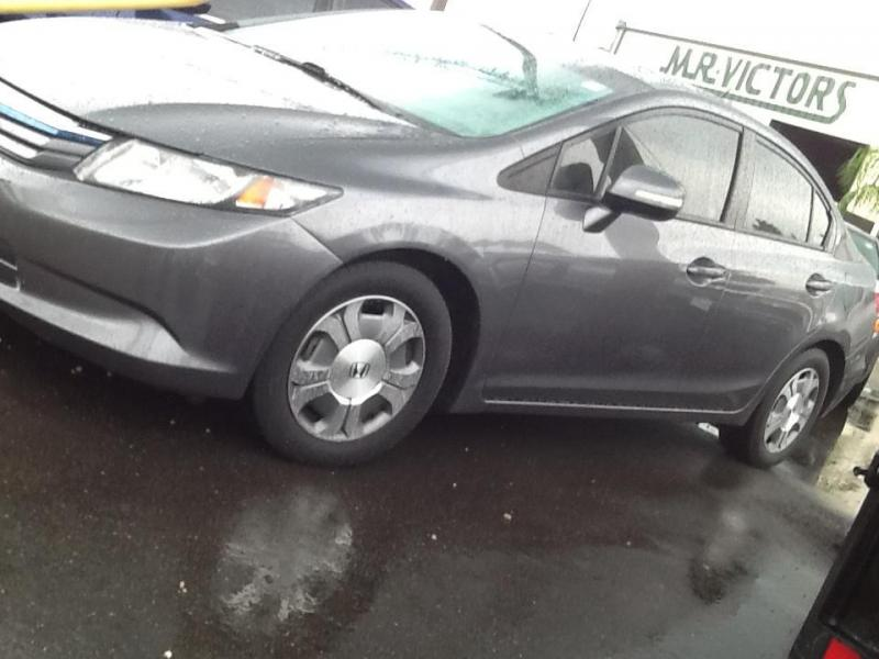 2012 Honda civic Car