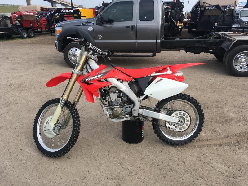 2005 HONDA CRF250R5