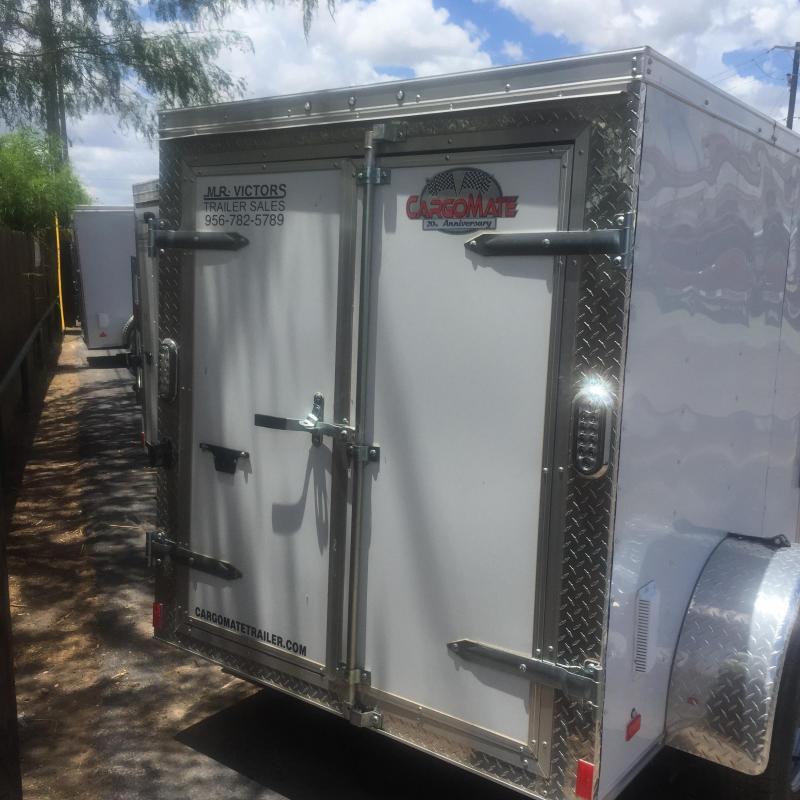 2016 Cargo Mate 5X8 SA Enclosed Cargo Trailer