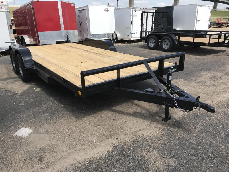 2018 MR VICTORS CARHAULER TRAILER