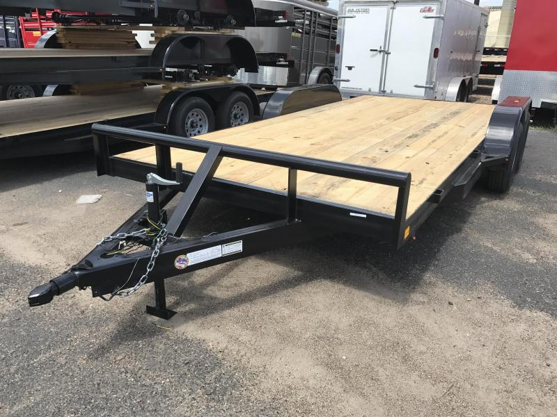 2019 MR VICTORS CARHAULER TRAILER