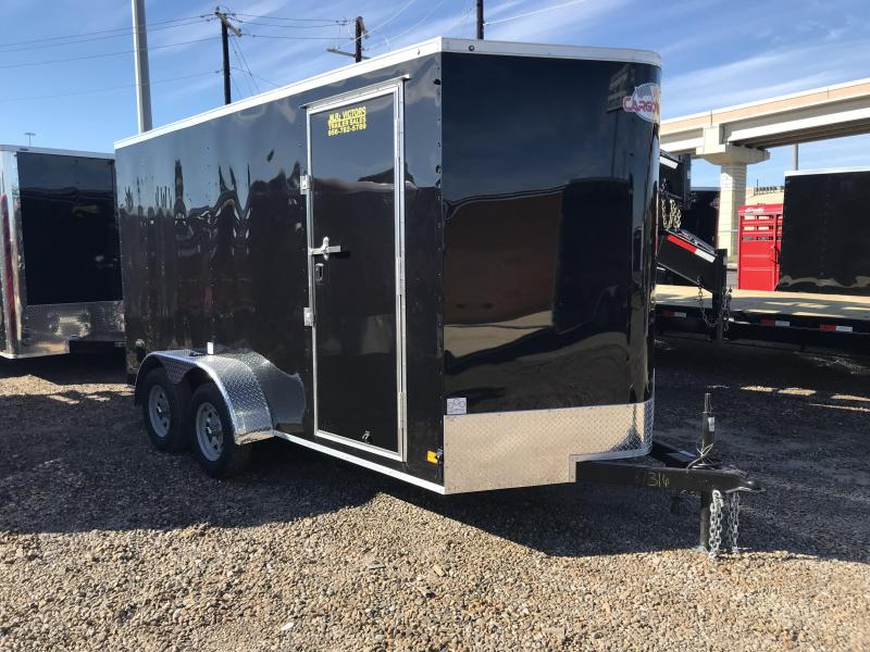 2019 CARGO MATE 7X14 ENCLOSED TRAILER