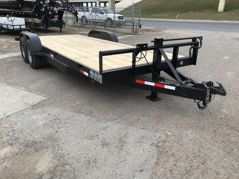2019 MR VICTORS 83X20 HD CARHAULER