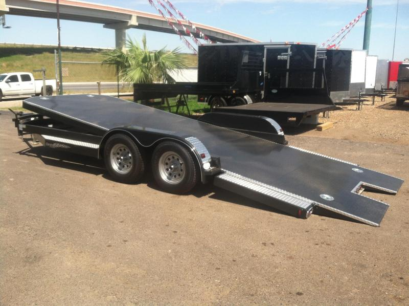 2017 Mr Victors 83X20 CUSTOM SHOW CARHAULER Car / Racing Trailer