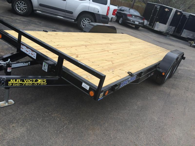 2017 Load Trail 83 X 18 CAR HAULER