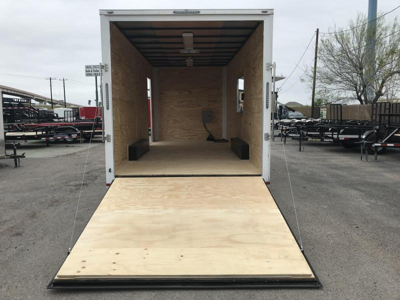 2019 LARK 8.5' X 20' CONCESSION TRAILER