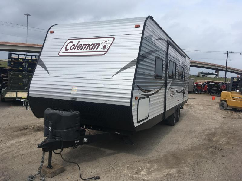 2015 Coleman Lantern Travel Trailer