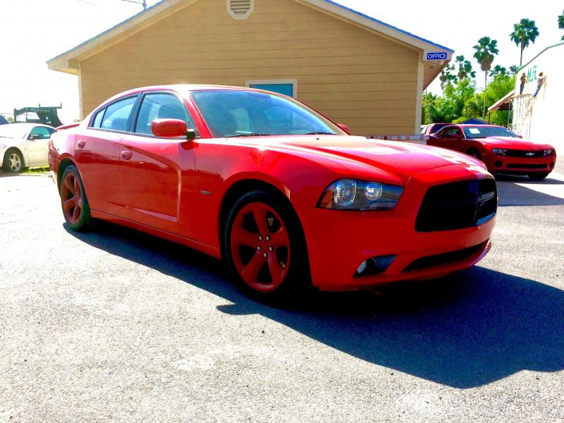 2013 Dodge CHARGER R/T Car