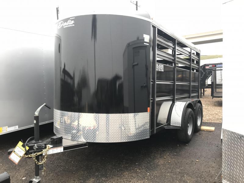 2019 DELTA 2 HORSE TRAILER